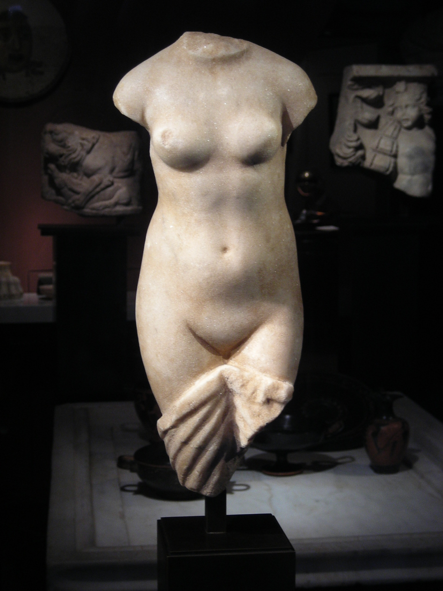 une belle sculpture